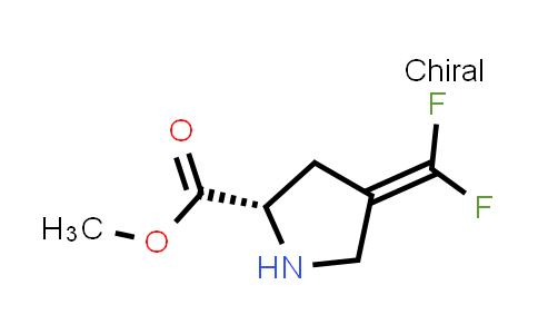 (S)-Methyl 4-(difluoromethylene)pyrrolidine-2-carboxylate