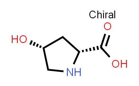 cis-4-Hydroxypyrrolidine-2-carboxylic acid