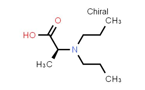 (S)-2-(Dipropylamino)propanoic acid