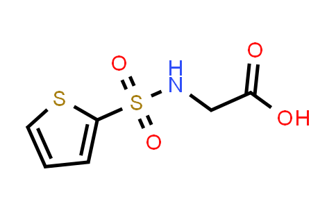 2-(Thiophene-2-sulfonamido)acetic acid