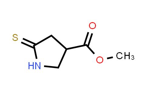 Methyl 5-thioxopyrrolidine-3-carboxylate