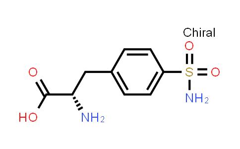 (S)-2-Amino-3-(4-sulfamoylphenyl)propanoic acid