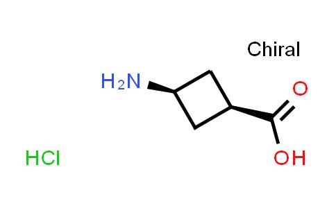 cis-3-Aminocyclobutanecarboxylic acid hydrochloride