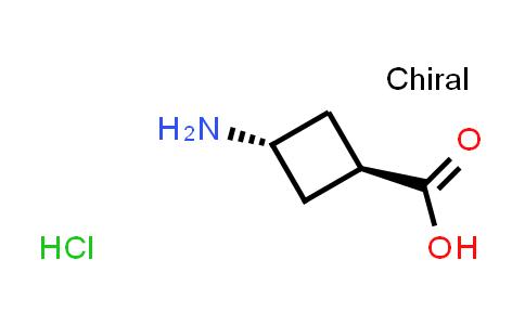 trans-3-Aminocyclobutanecarboxylic acid hydrochloride