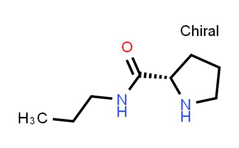 (S)-N-Propylpyrrolidine-2-carboxamide