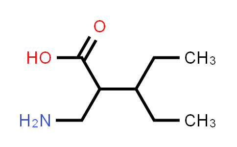 2-(Aminomethyl)-3-ethylpentanoic acid