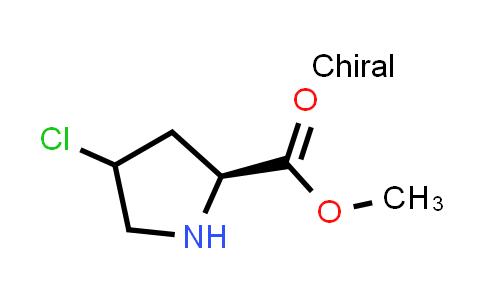 (2S)-Methyl 4-chloropyrrolidine-2-carboxylate
