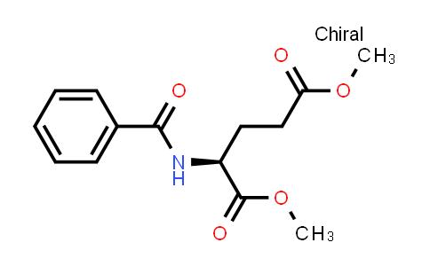 (S)-Dimethyl 2-benzamidopentanedioate