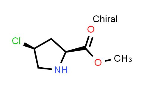 (2S,4S)-Methyl 4-chloropyrrolidine-2-carboxylate