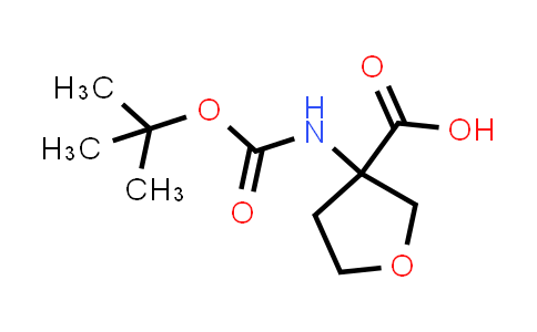 3-((tert-Butoxycarbonyl)amino)tetrahydrofuran-3-carboxylic acid