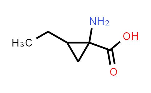 1-Amino-2-ethylcyclopropanecarboxylic acid