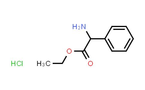 Ethyl 2-amino-2-phenylacetate hydrochloride