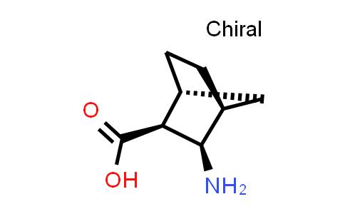 3-exo-Aminobicyclo[2.2.1]heptane-2-carboxylic acid