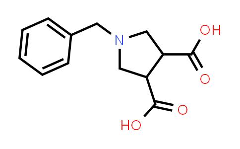 1-Benzylpyrrolidine-3,4-dicarboxylic acid