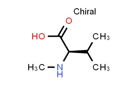 (R)-3-Methyl-2-(methylamino)butanoic acid