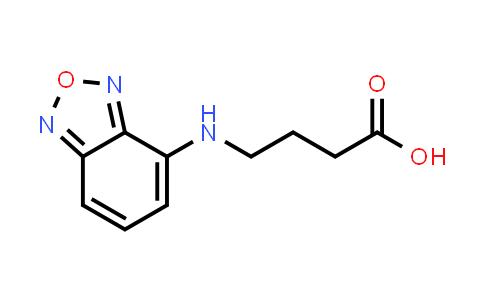 4-(Benzo[c][1,2,5]oxadiazol-4-ylamino)butanoic acid