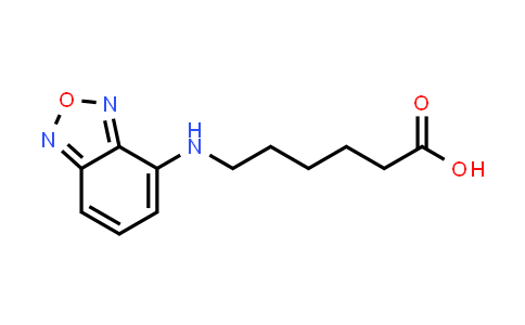 6-(Benzo[c][1,2,5]oxadiazol-4-ylamino)hexanoic acid