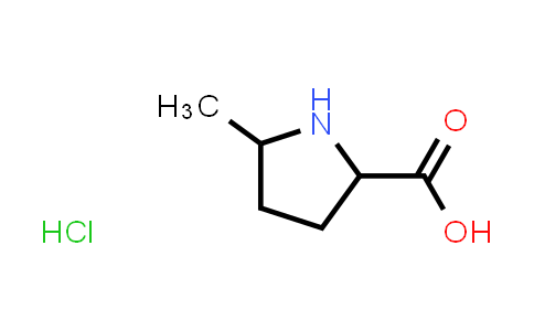 5-Methylpyrrolidine-2-carboxylic acid hydrochloride