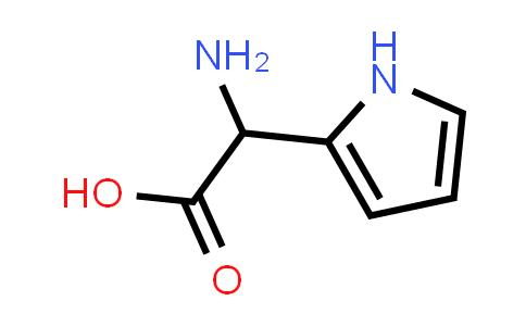 2-Amino-2-(1H-pyrrol-2-yl)acetic acid