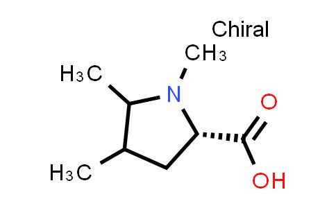 (2S)-1,4,5-Trimethylpyrrolidine-2-carboxylic acid