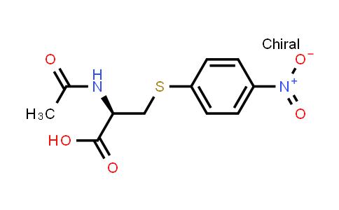 (R)-2-Acetamido-3-((4-nitrophenyl)thio)propanoic acid
