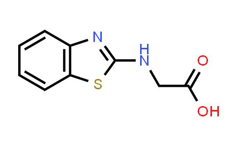 2-(Benzo[d]thiazol-2-ylamino)acetic acid