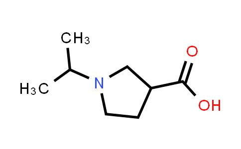 1-Isopropylpyrrolidine-3-carboxylic acid