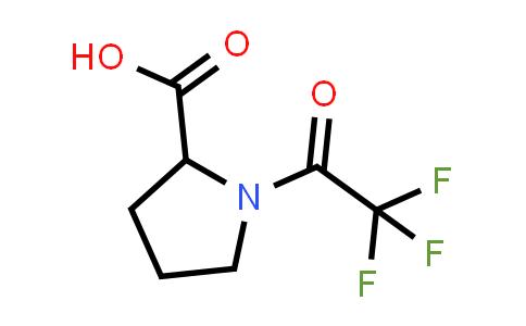 1-(2,2,2-Trifluoroacetyl)pyrrolidine-2-carboxylic acid