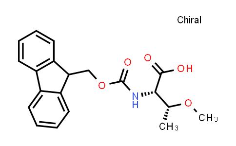 (2S,3R)-2-((((9H-Fluoren-9-yl)methoxy)carbonyl)amino)-3-methoxybutanoic acid