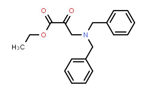 Ethyl 3-(dibenzylamino)-2-oxopropanoate