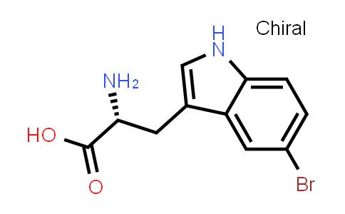 (R)-2-Amino-3-(5-bromo-1H-indol-3-yl)propanoic acid