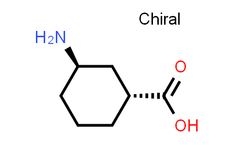(1R,3R)-3-Aminocyclohexanecarboxylic acid