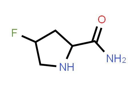 4-Fluoropyrrolidine-2-carboxamide