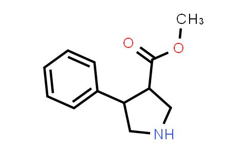 Methyl 4-phenylpyrrolidine-3-carboxylate