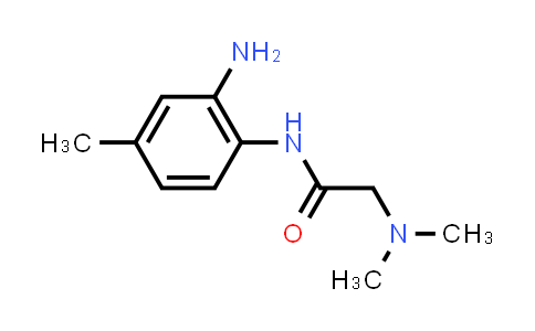 N-(2-Amino-4-methylphenyl)-2-(dimethylamino)acetamide