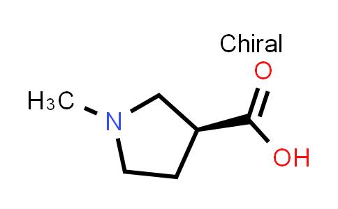 (S)-1-Methylpyrrolidine-3-carboxylic acid