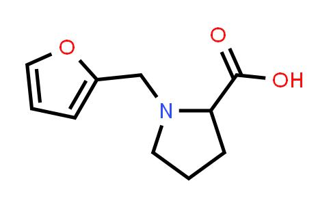 1-(Furan-2-ylmethyl)pyrrolidine-2-carboxylic acid
