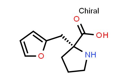 (R)-2-(Furan-2-ylmethyl)pyrrolidine-2-carboxylic acid