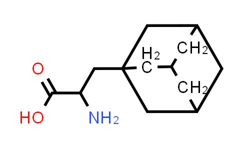 alpha-Aminotricyclo[3.3.1.13,7]decane-1-propanoic acid