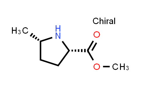 (2S,5S)-Methyl 5-methylpyrrolidine-2-carboxylate