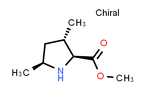 (2S,3S,5S)-Methyl 3,5-dimethylpyrrolidine-2-carboxylate