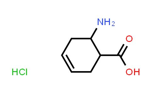 6-Aminocyclohex-3-enecarboxylic acid hydrochloride