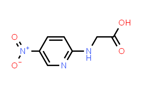 2-((5-Nitropyridin-2-yl)amino)acetic acid