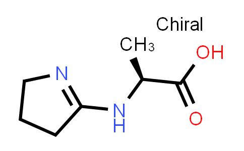 (S)-2-((3,4-Dihydro-2H-pyrrol-5-yl)amino)propanoic acid