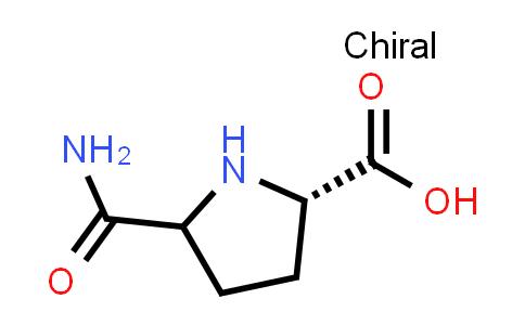 (2S)-5-Carbamoylpyrrolidine-2-carboxylic acid