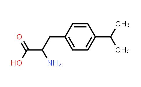 2-Amino-3-(4-isopropylphenyl)propanoic acid