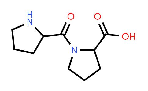 1-(Pyrrolidine-2-carbonyl)pyrrolidine-2-carboxylic acid