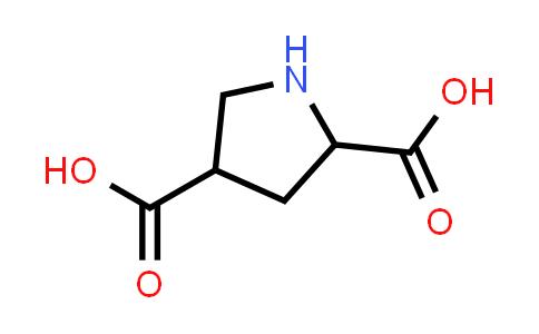 Pyrrolidine-2,4-dicarboxylic acid