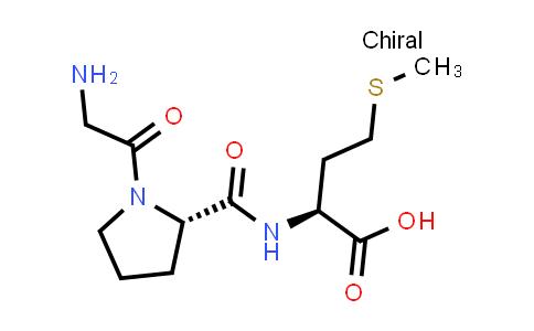 (S)-2-((S)-1-(2-Aminoacetyl)pyrrolidine-2-carboxamido)-4-(methylthio)butanoic acid