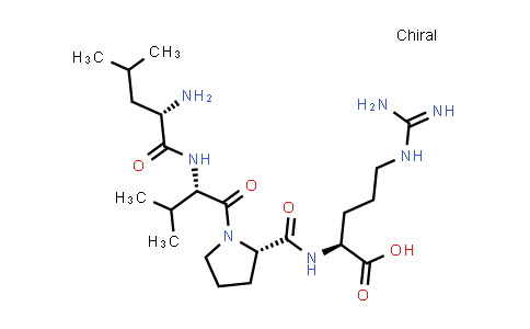L-Leucyl-L-valyl-L-prolyl-L-arginine